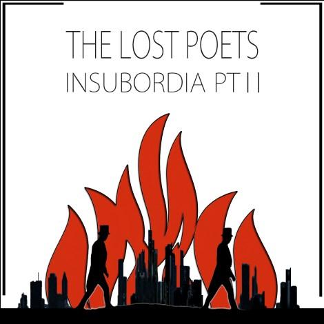 CD cover Insubordia pt2