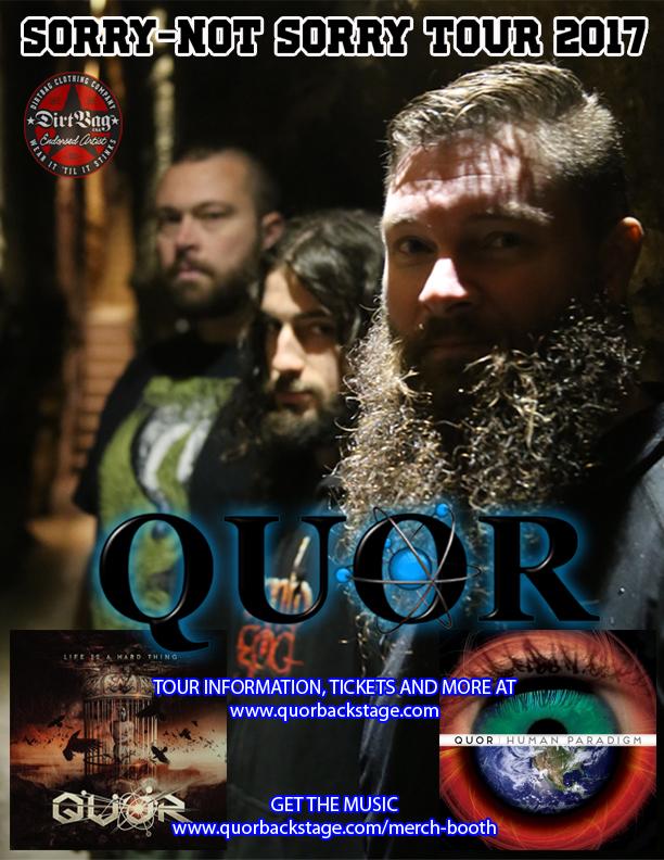 QUOR IndiePulse Magazine SNS Tour