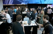 ANAHEIM, CA - JANUARY 24: Convention goers experience The NAMM Show Media Preview Day at Anaheim Convention Center on January 24, 2018 in Anaheim, California. (Photo by Jesse Grant/Getty Images Getty Images for NAMM)