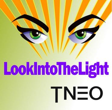 TNEO LOOK INTO THE LIGHT CD COVER ART