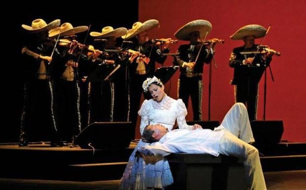 mariachi opera. final scene