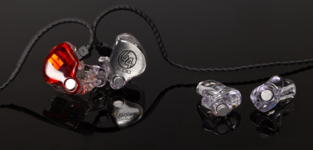 64 Audio - IEMs and ear plugs