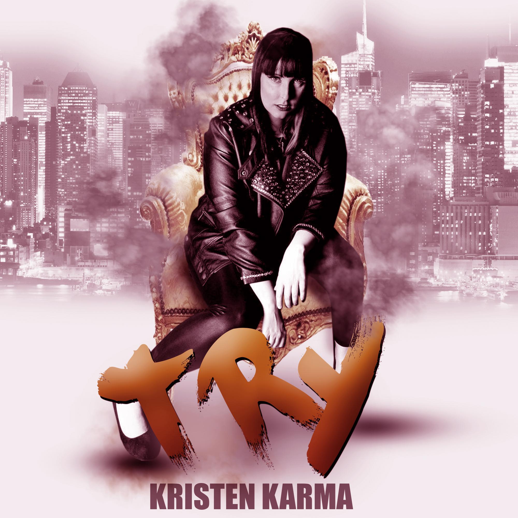 Kristen Karma – Try art