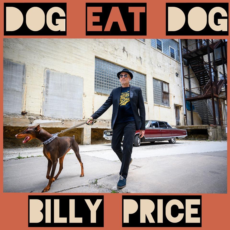 BILLY PRICE DOG EAT DOG CD COVER ART