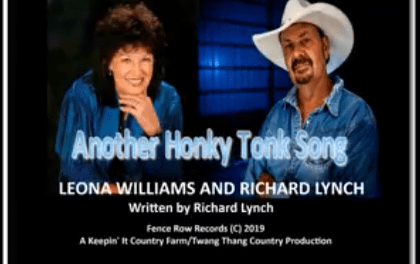Richard Lynch Releases Duet With Top 10 Billboard Country Artist