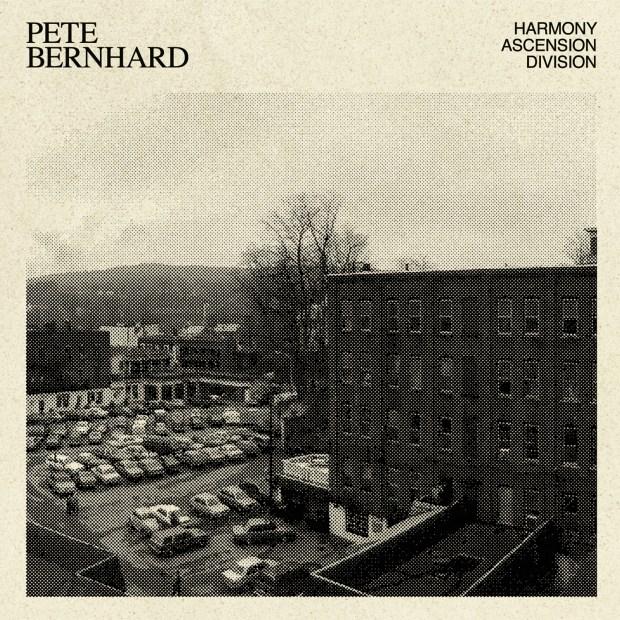 Pete Bernard Album Cover