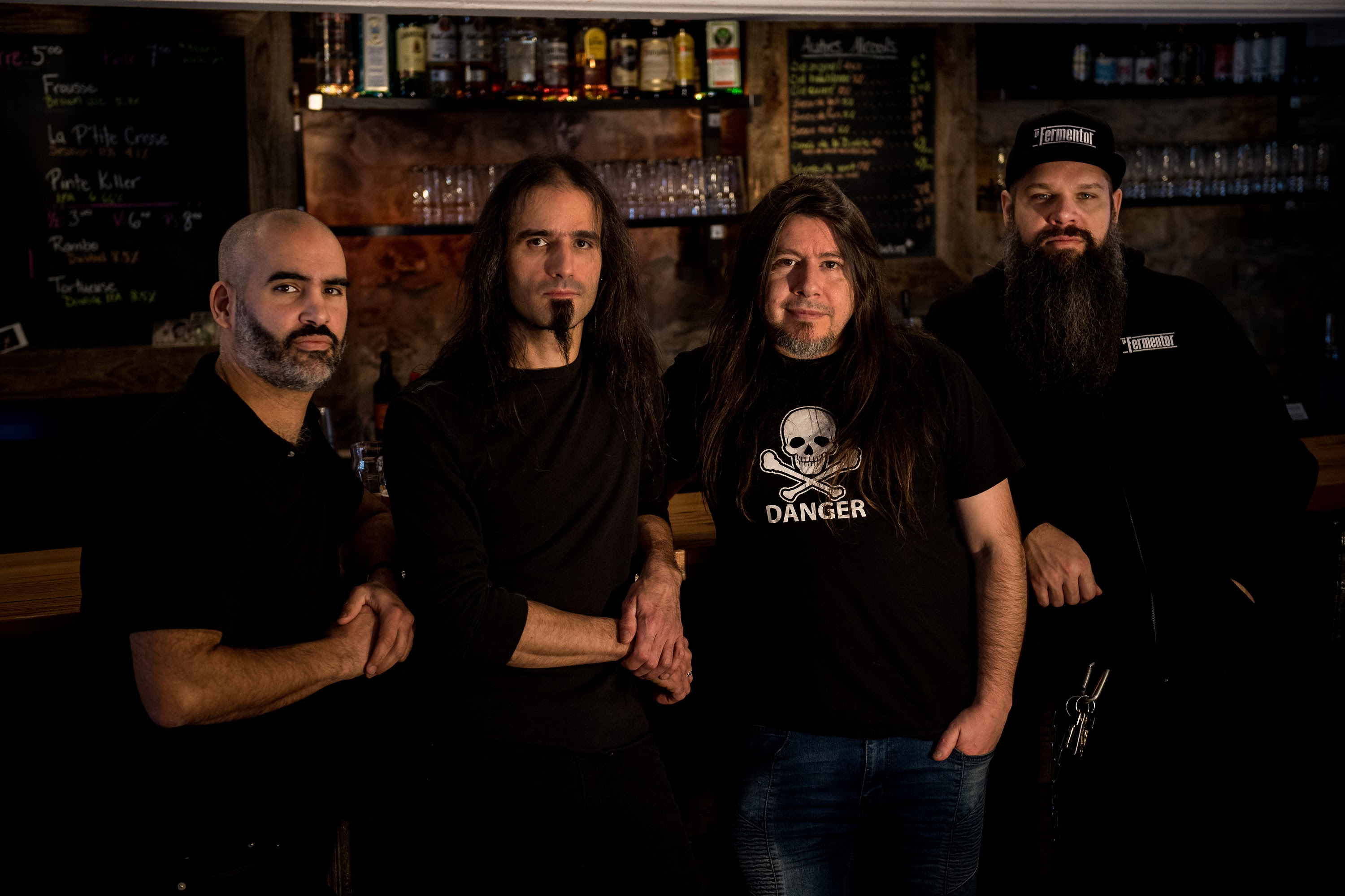 Canadian Thrash Legends ANONYMUS Full Stream of First Spanish ...