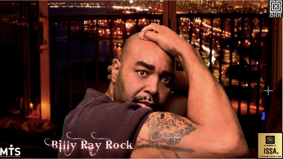 Billy Ray Rock Head Shot