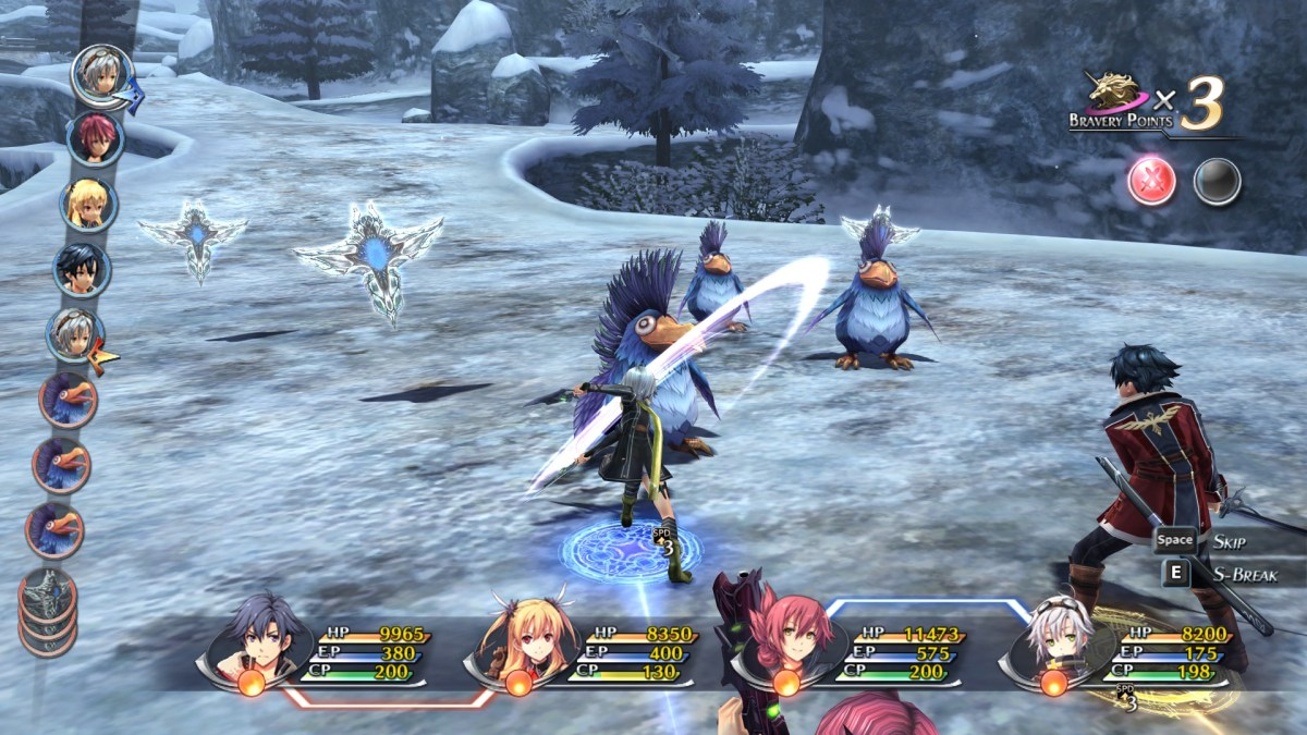 The Legend of Heroes: Trails of Cold Steel II Launches on PC