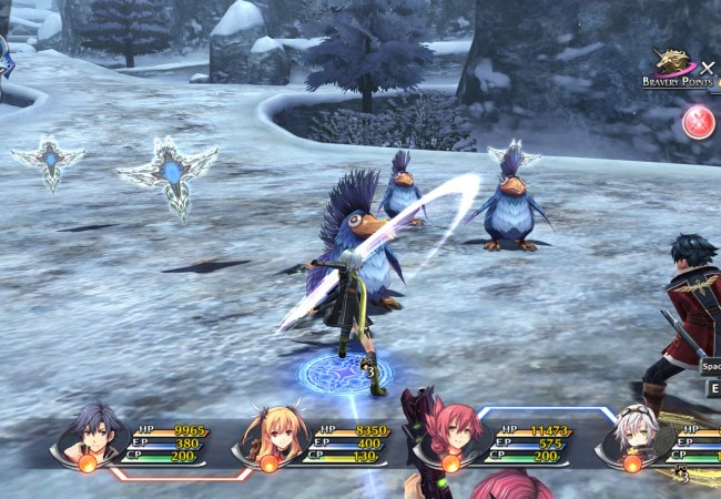 The Legend of Heroes_ Trails of Cold Steel II – Screenshot 07
