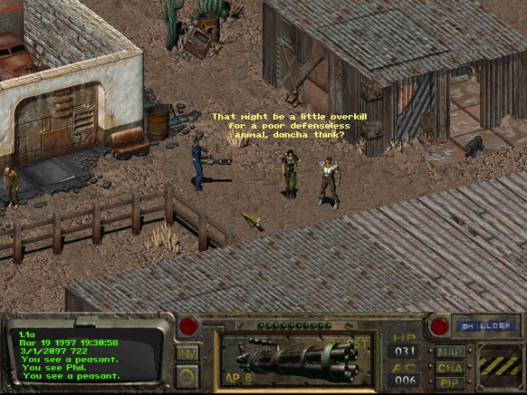 Fallout, Interplay Entertainment