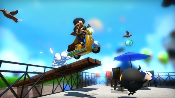 A Hat in Time, Gears for Breakfast