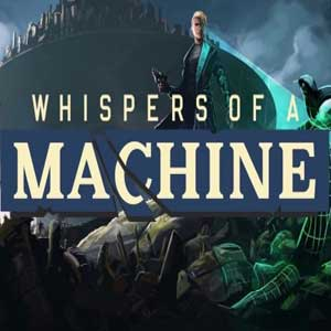 'Whispers of a Machine' Echoes Back an Incredible Future