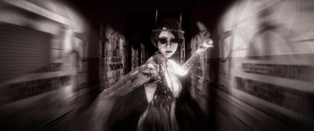 The Stalker in Dollhouse