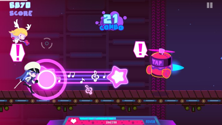 It Takes Two (Buttons) to Tango in 'Muse Dash' | Indie Ranger