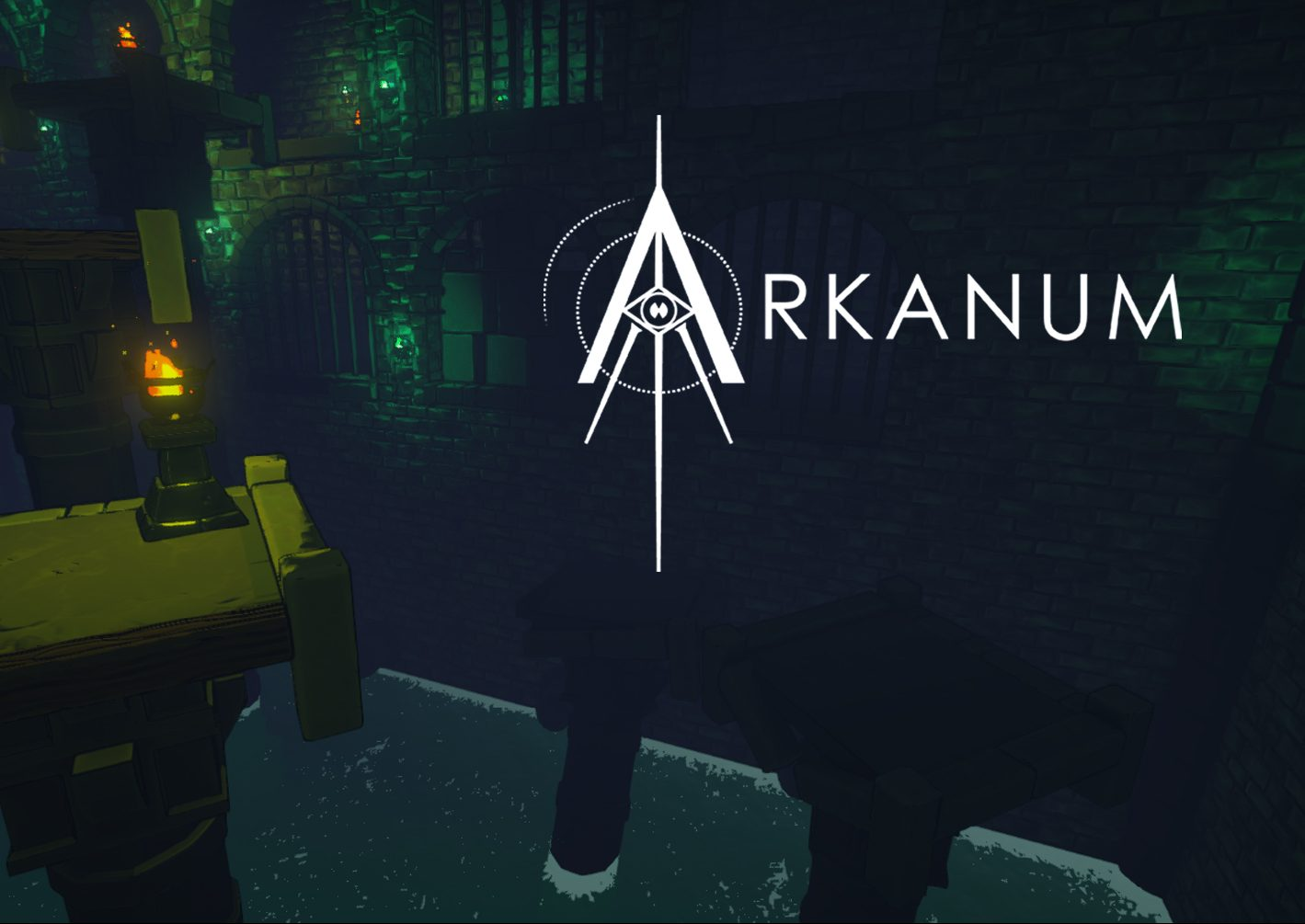 'Arkanum', the Student Developed Action-Adventure Game Releases on Itch.io