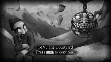 I-IV: The Courtyard