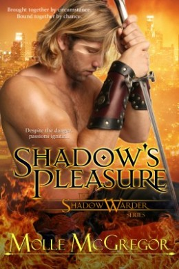 Tour: Shadow's Pleasure by Molle McGregor