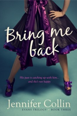 Tour: Bring Me Back by Jennifer Collin