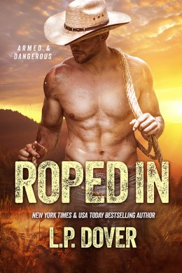 Tour: Roped In by L.P. Dover
