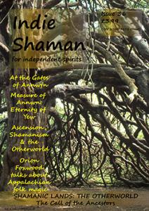 Issue 36 of Indie Shaman magazine