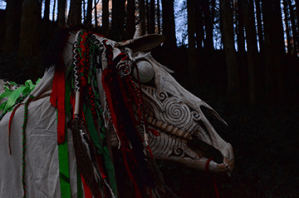 The Mari Lwyd