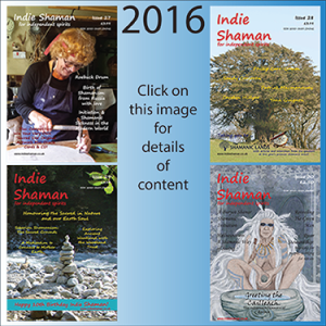 Indie Shaman PDF magazine back issue bundle 2016