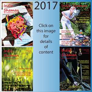 Indie Shaman 2017 PDF Back Issue Bundle
