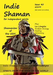 Indie Shaman Magazine, Issue 40
