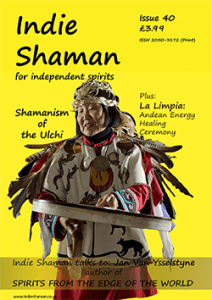 Indie Shaman Magazine, Issue 40