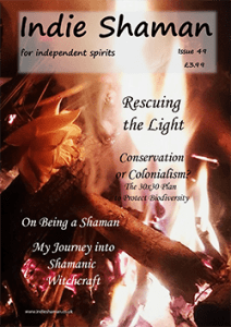Issue 49 of Indie Shaman magazine
