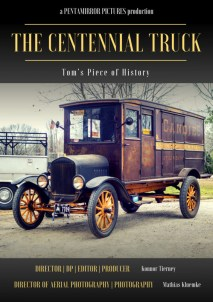 The Centennial Truck: Tom's Piece of History
