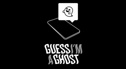 Guess I'm a Ghost