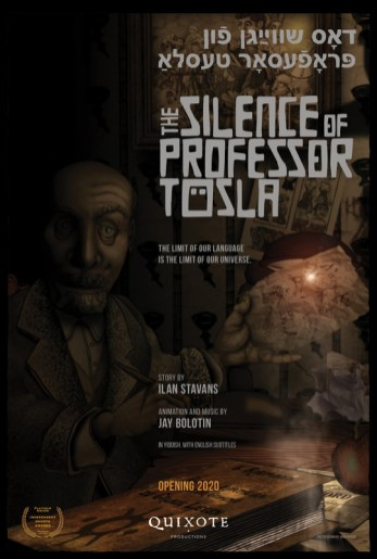 The Silence Of Professor Tösla