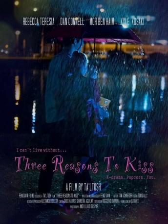 Three Reasons To Kiss