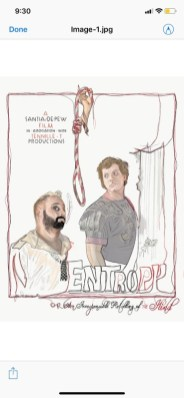 Entropy (An Irresponsible Retelling of the Iliad)
