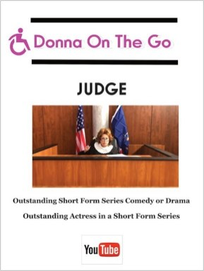 Donna On The Go: Judge