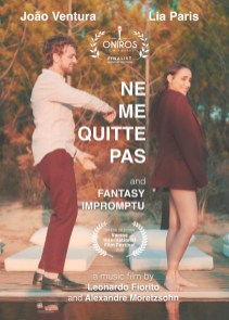 Ne Me Quitte Pas and Fantasy Impromptu