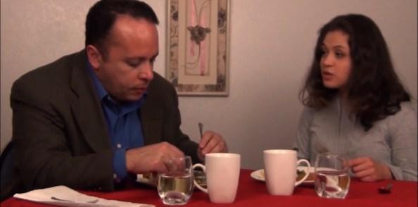 Diner Conversation
