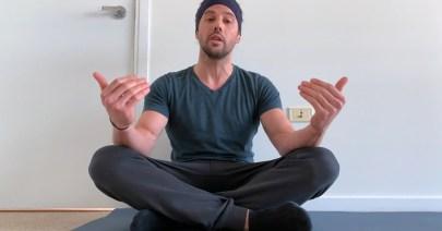 The Quarantine: Chapter 1-Namaste