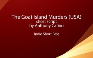 The Goat Island Murders