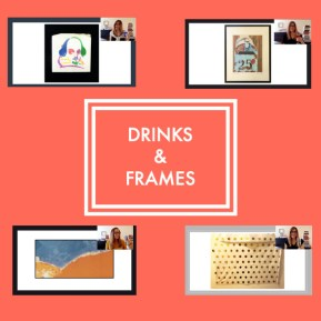 Drinks and Frames