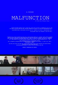 A Minor Malfunction (Script)