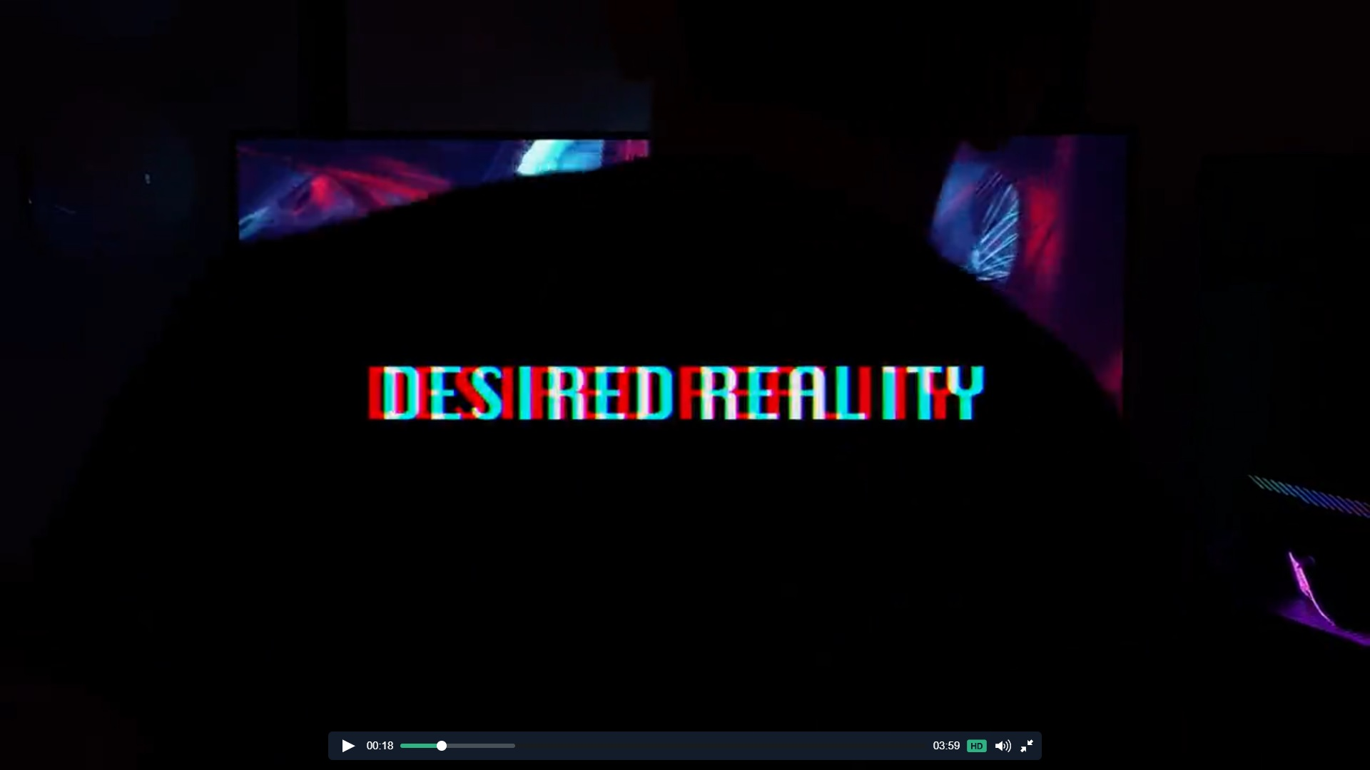 Desired Reality