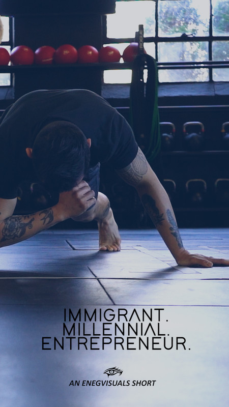 Immigrant.Millennial.Entrepreneur