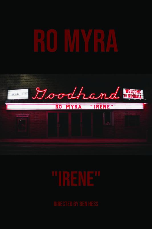 "Ro Myra ""Irene"" (Official Music Video)"