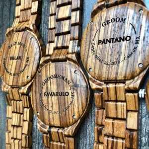 Joycoast Wooden Watches Logo
