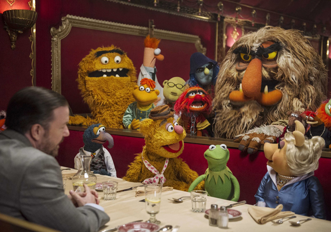 Watch: 2 Cameo-Filled Full Length Trailers For 'Muppets