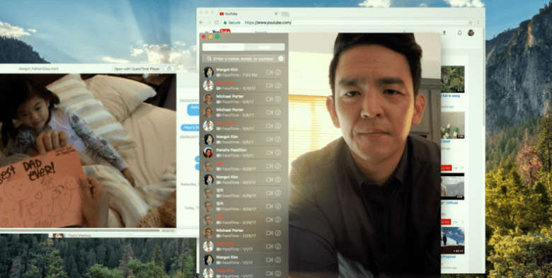 'Searching' Trailer: John Cho Hunts For Missing Daughter