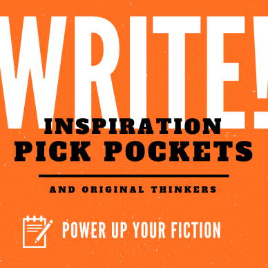 Write! Power up your fiction.